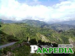 Rawalakot Mountains View