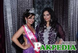 With sonia ahmed