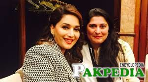 Madhuri Dixit Nene, Sharmeen Obaid, bollywood, entertainment