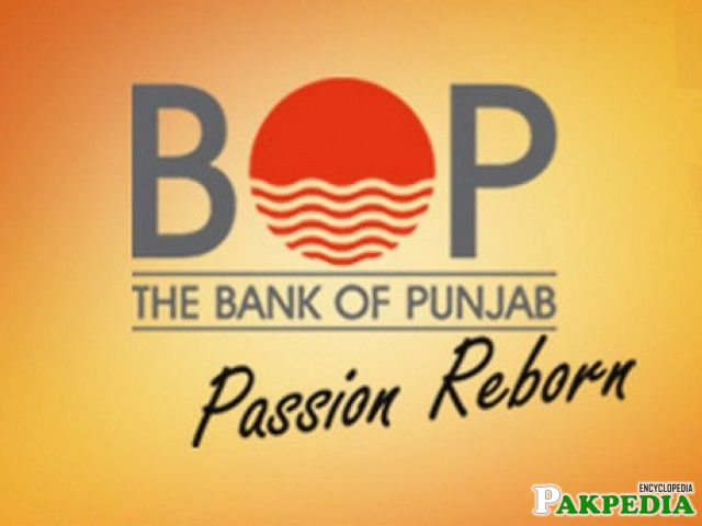 Bank of Punjab Logo