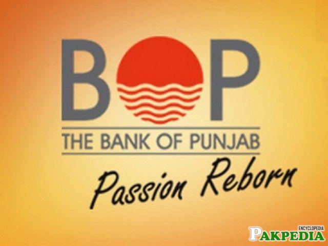 Bank of Punjab Logo