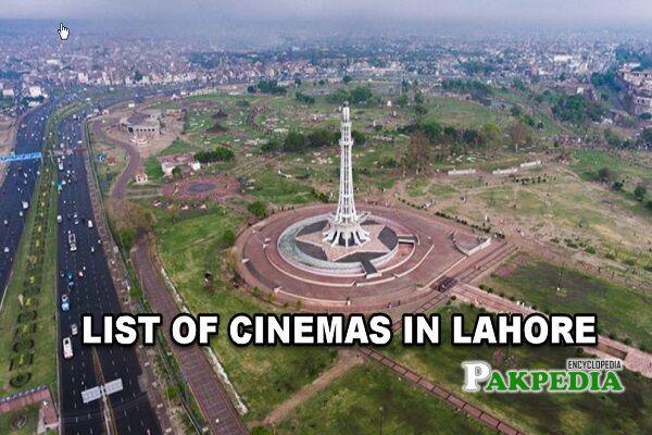 Lahore Cinemas