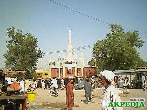 Dera Ismail Khan City of Pakistan