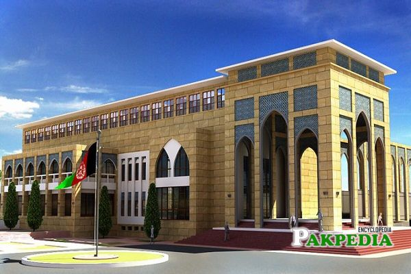 Pakistan Afghanistan Embassy