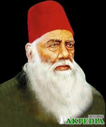 Founder of Aligarh Muslim University