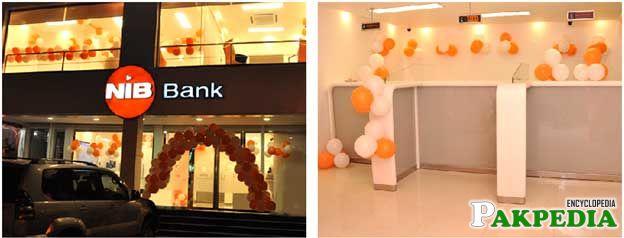 NIB Bank NEW Branch Opning