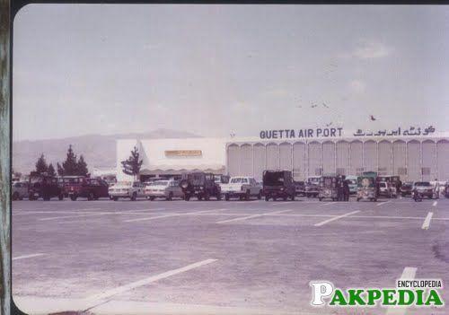 Quetta International Airport Over View