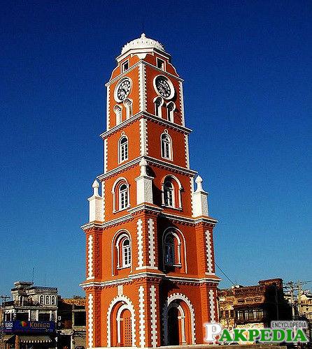 Clock Tower Sialkot