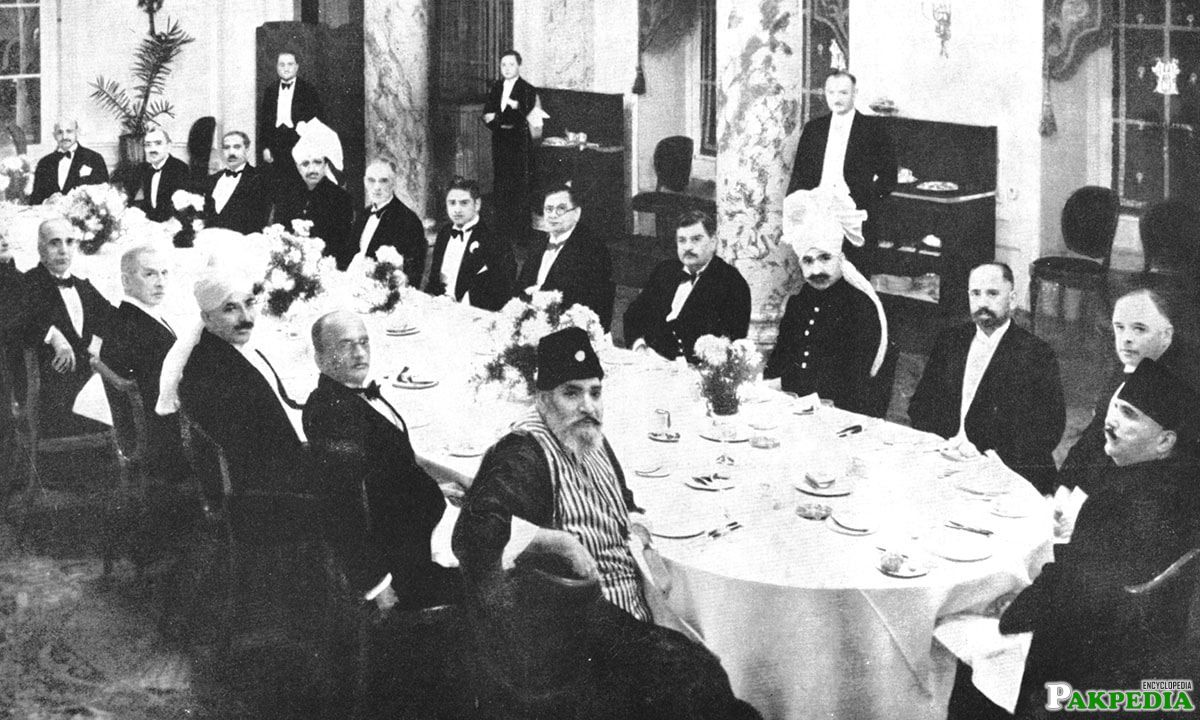 Iqbal's meetings