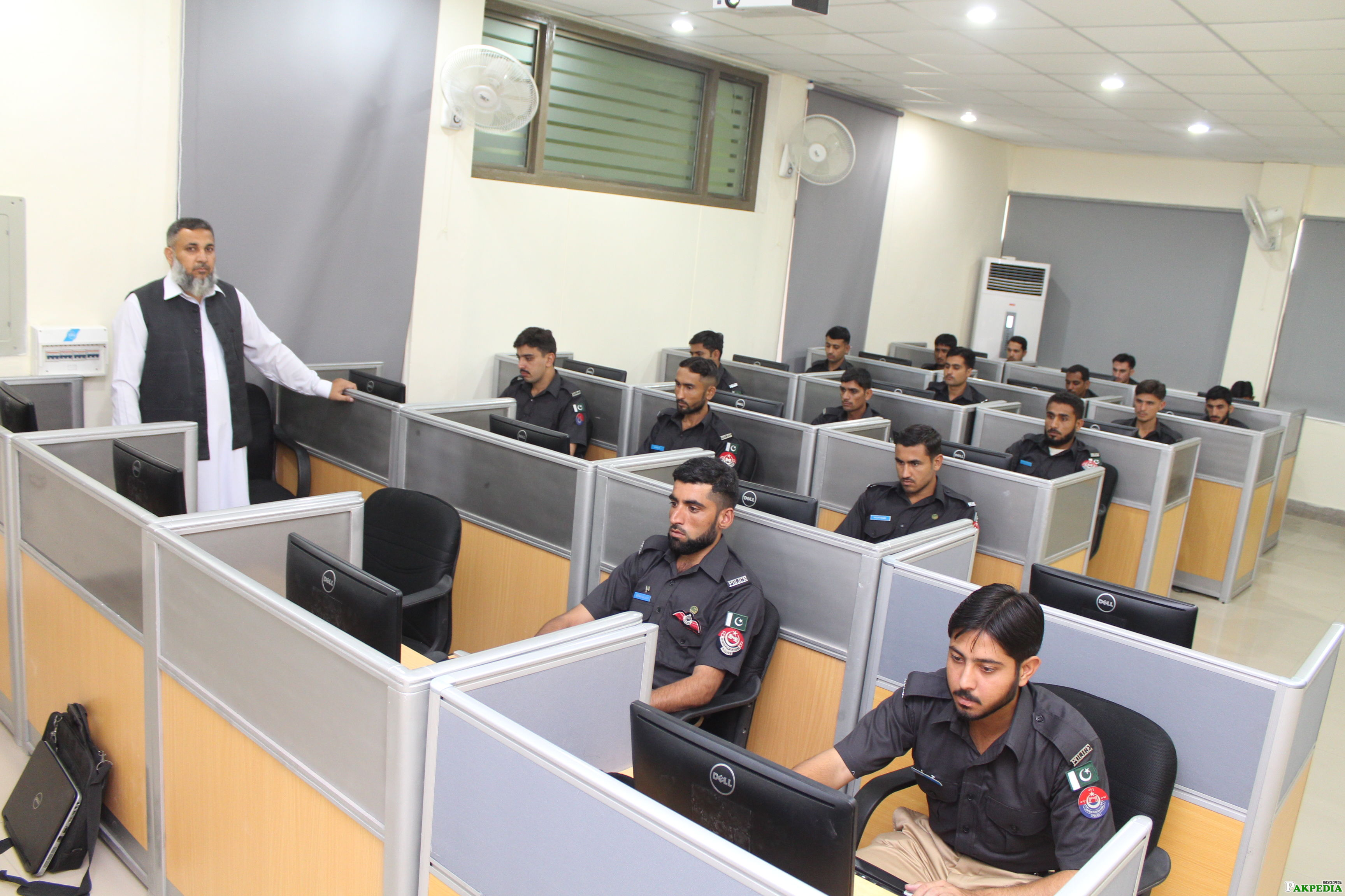 Khyber Pakhtunkhwa Police Computerised