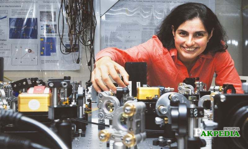 Quantum Astrophysicist Nergis Mavalvala