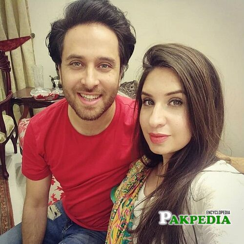 Haroon Shahid wife
