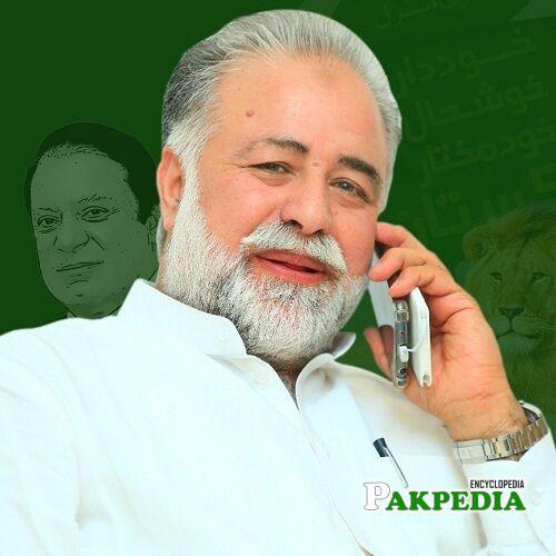 Murtaza Javed Abbasi Biography