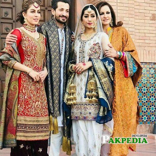 Salman Faisal Family
