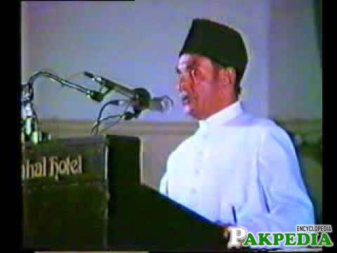 Hakeem Mohammed Saeed Live Speech