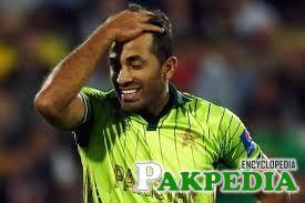 Wahab Riaz Missed Catch