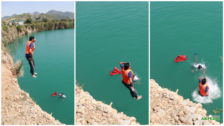 Adventure sports in Khanpur