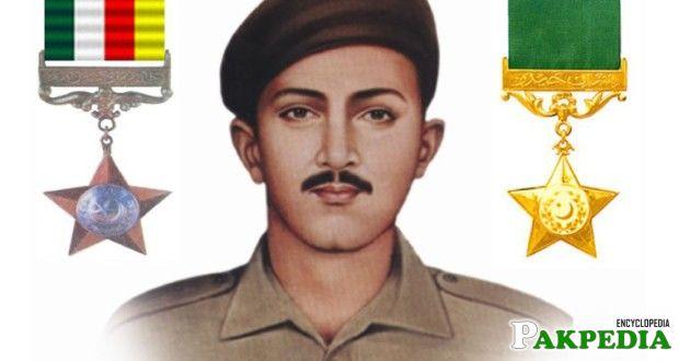 Saif Ali Janjua National Hero