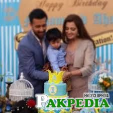Atif Aslam Celebrated His Son's 1st Birthday