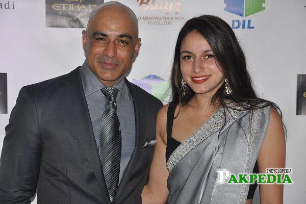 Faran Tahir daughter
