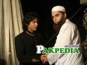 On his wedding with Junaid Jamshed