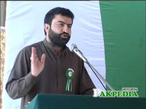 Sarfraz Bugti speech on Pakistan Day