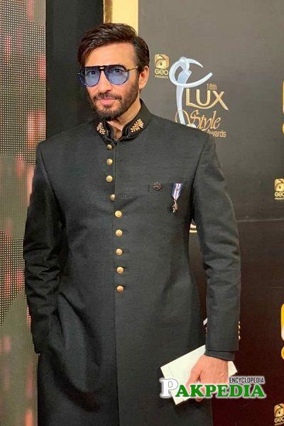 Aijaz Aslam on lux style awards