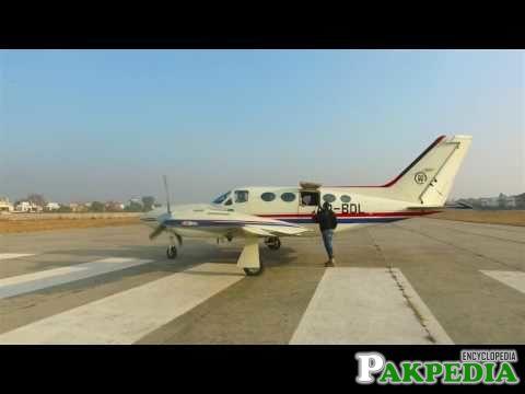 Hybrid Aviation plane