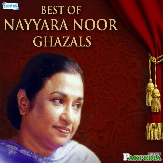 Nayyara Noor is famous for Ghazals