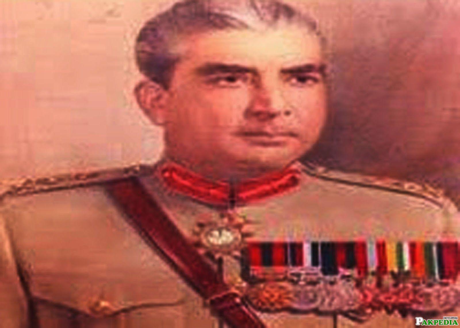 Yahya Khan Great Leader