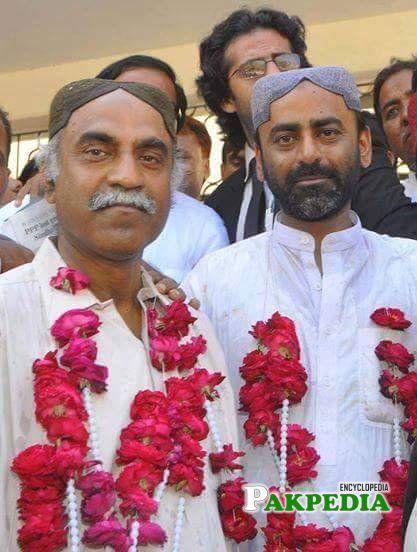 Safdar Ali Abbasi was re-elected in elections