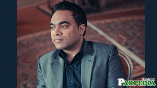 Farhan Masood Looking Nice
