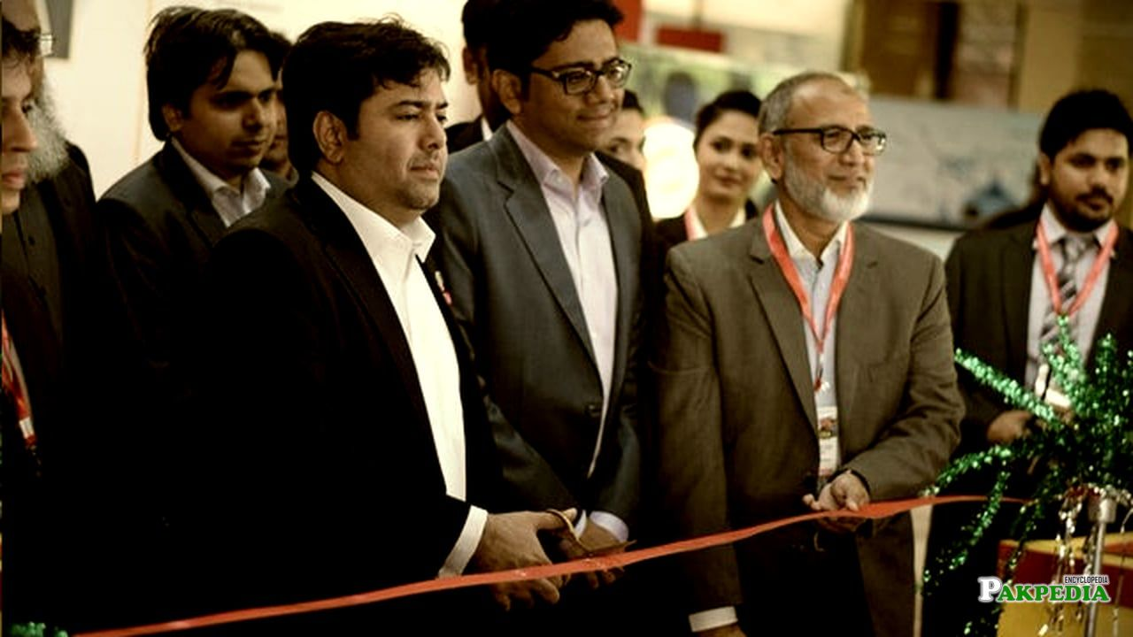During inauguration of ITCN Asia 2014