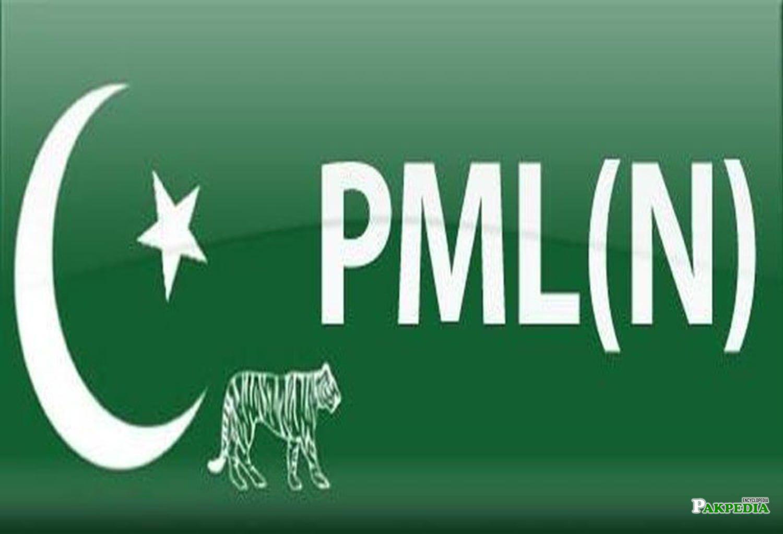 Flag of PML(n)