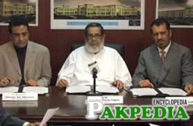 Abdul Razzak Yaqoob speeking about something