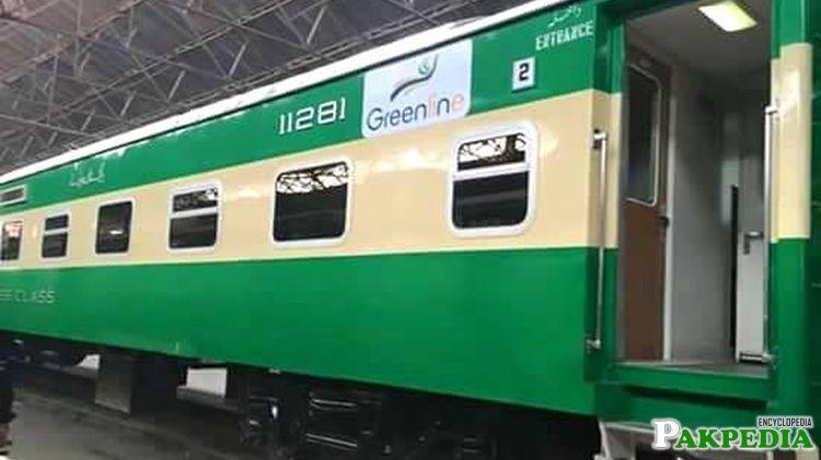 Pak Rail free Wifi