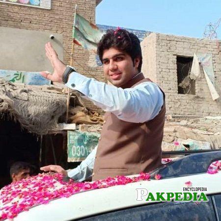 Khurram Sohail Khan Laghari elected as MPA