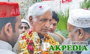 Bashir Ahmad Bilour has a great personality