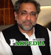 Shahid Khaqan- Brother of Sadia Abbasi
