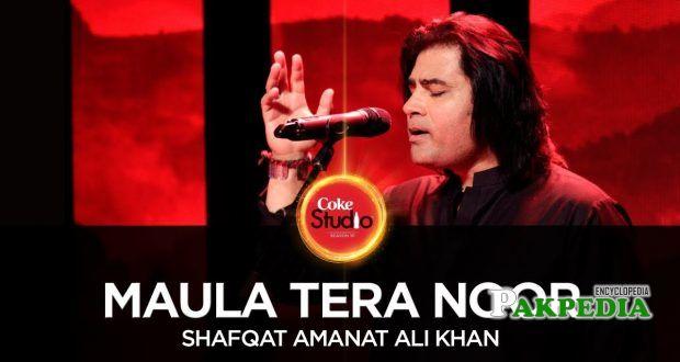 Moula Tera Noor At Coke Studio Song