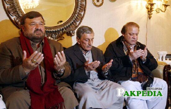 Ghulam Ahmad Bilour son death