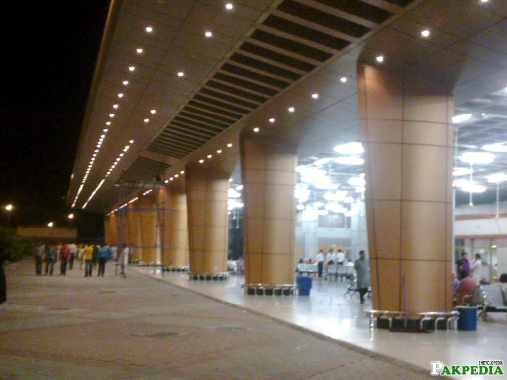 Sialkot International Airport Extention