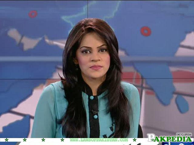 Kiran Aftab Samaa TV