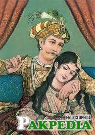 Akbar and Hira Kunwari