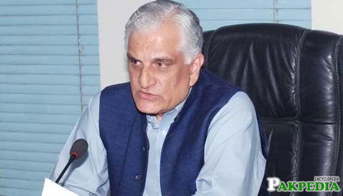 Zahid Hamid Resignation