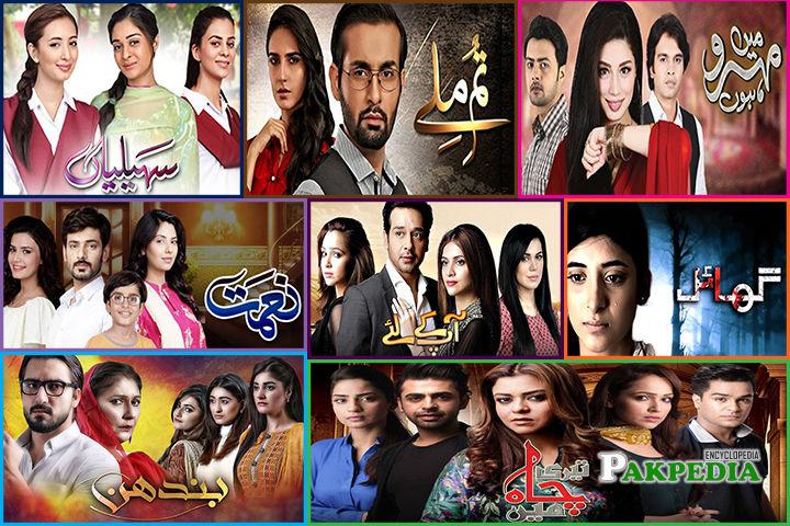 2016 Dramas