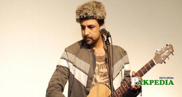 Salman Ahmad is a Pakistani musician
