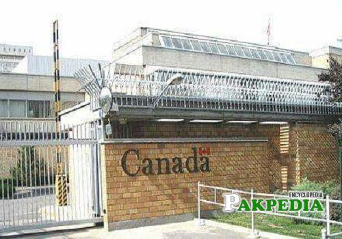 Pakistan Canada embassy