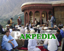 Events in Baltit Fort
