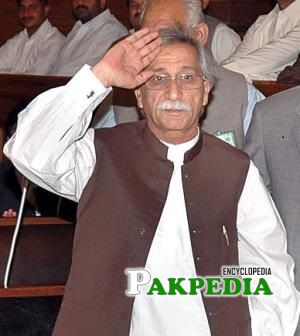 Rana Muhammad Iqbal Khan elected as MPA